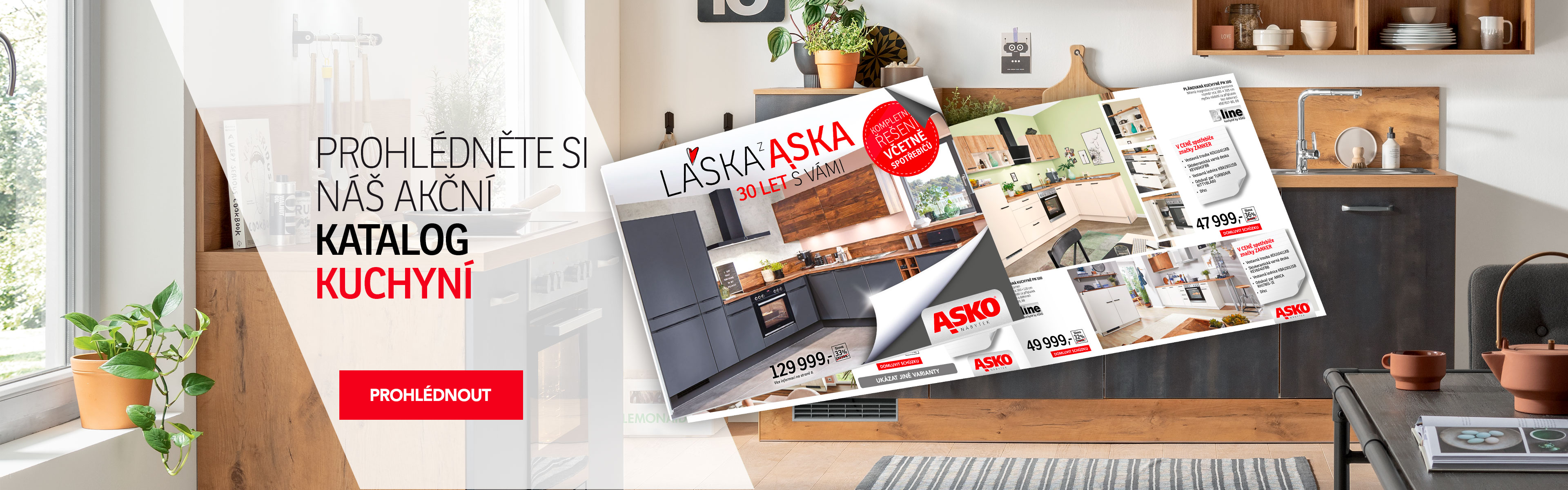 Kuchyně katalog Speciál 2021