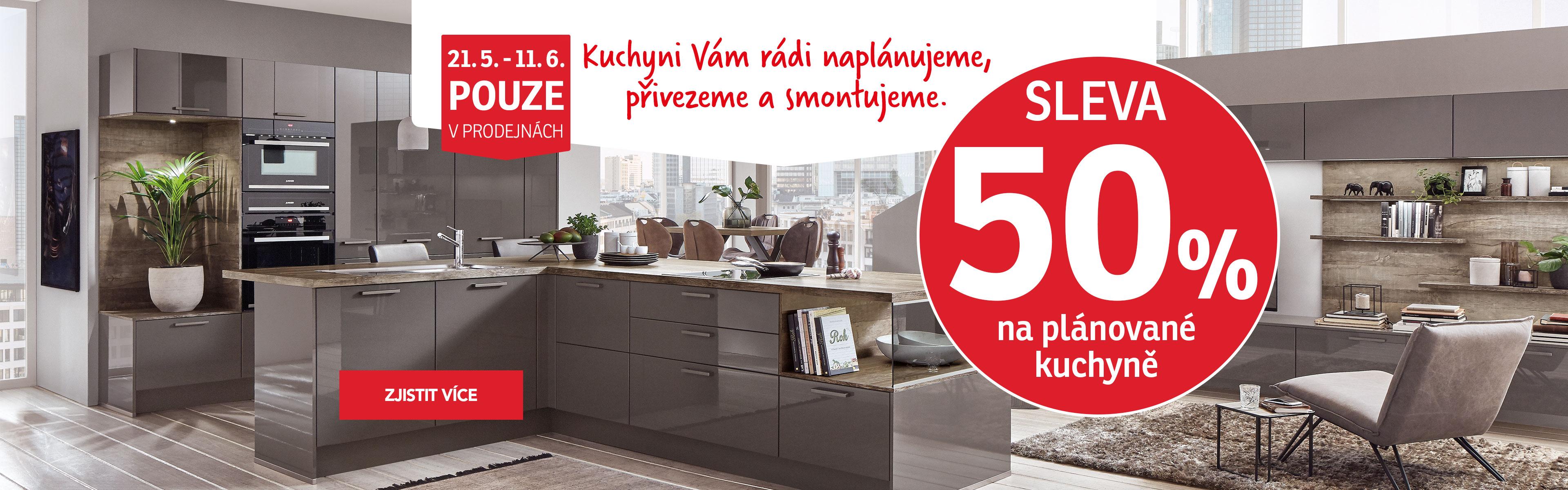 50% na kuchyně 21-11-6-2020
